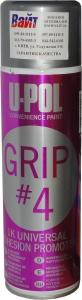 Купить Улучшитель адгезии универсальный U-POL GRIP#4™, 450 мл - Vait.ua