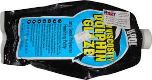 Купить BAGDOLHV/1 Жидкая самовыравнивающаяся шпатлевка U-Pol DOLPHIN GLAZE с повышенной вязкостью для вертикальных поверхностей, 0,44л - Vait.ua