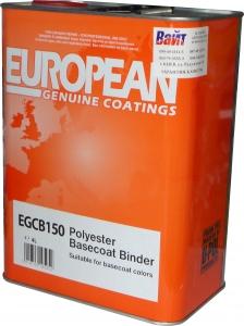 Купить EGCB150/4 Полиэфирный биндер U-Pol для базовых покрытий, 4л - Vait.ua