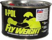 FLY/2 FLYWEIGHT™ Эластичная облегченная шпатлевка U-Pol™ в банке, 1л