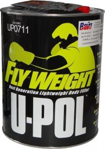 Купить FLY/3 Эластичная облегченная шпатлевка U-Pol™ в банке, 3л - Vait.ua