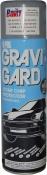 Антигравийное покрытие GRAVI-GARD GRAVITEX аэрозольное, 0,5л, серое