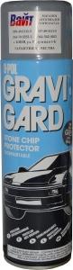 Купить Антигравийное покрытие GRAVI-GARD GRAVITEX аэрозольное, 0,5л, белое - Vait.ua