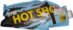 Купить HOT1/M Легкошлифуемая доводочная финишная шпатлевка U-POL HOT SHOT1 в пакете, 600 мл - Vait.ua