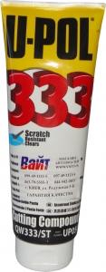 Купить QW333/ST QUICK WAX 333 Одноступенчатая абразивная полировальная паста Cutting Compound Paste, 0,25 кг - Vait.ua