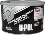 UPOLD/2 Эластичная шпатлевка с алюминием U-Pol, 1,1л