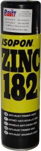 Купить Антикоррозийный грунт ZINC 182 аэрозоль, 450 мл - Vait.ua