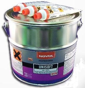 Купить Шпатлёвка универсальная мягкая Novol UNISOFT, 6,0 кг  - Vait.ua