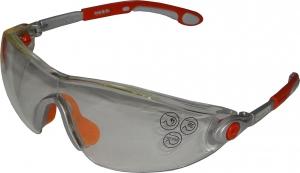 Купить Защитные очки Venitex VULCANO с регулируемыми дужками, прозрачные - Vait.ua