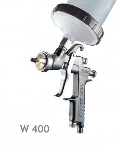 Купить Краскопульт Anest Iwata W-400 PRO KIT, дюза 1,4 мм - Vait.ua