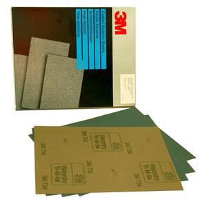 Купить 01982 Шлифовальный водостойкий лист 3M Wetordry 734 230 х 280мм, P150 - Vait.ua