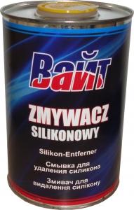Купить Смывка для удаления силикона (обезжириватель) ВАЙТ, 1л - Vait.ua