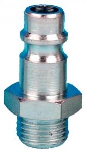 """Купить Штуцер к быстросъемному соединению с внешней резьбой R 1/4"""" ZZ-2416 - Vait.ua"""