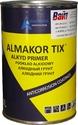1К толстослойный антикоррозийный алкидный грунт ALMAKOR-TIX, 0,7л, серый