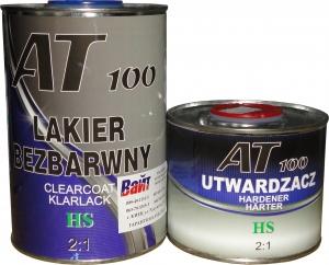 Купить 2К акриловый лак AT100 HS (1л) + отвердитель (0,5л) - Vait.ua