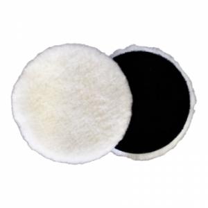 Купить Полировальный диск Menzerna Ø 150 мм из натуральной овчины (на липучке) - Vait.ua