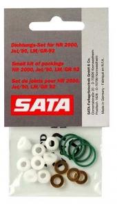 Купить SATA Набор уплотнителей для SATAjet 2000, jet 90, LM-92, GR-92 - Vait.ua