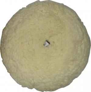 Купить Полировальный круг Cartec средней жесткости из витой овчины, диаметр 150мм (на липучке) - Vait.ua