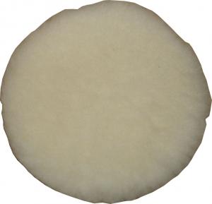 Купить Полировальный круг из шерсти (стриженная овчина) Cartec, диаметр 150мм (на липучке) - Vait.ua