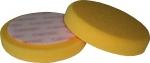 """Универсальный полировальный круг Cartec (желтый) крепление """"липучка"""", d150"""
