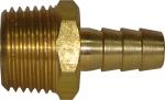 """CH P-23 SUMAKE 3/8""""(h10)х1/2""""(m) Фитинг латунный елка 10mm-внешняя резьба 1/2"""""""