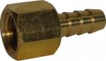 """CHF P-58 SUMAKE 5/16""""(h8)х1/4""""(f) Фитинг латунный елка 8mm -внутренняя резьба 1/4"""""""