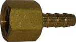 """CHF P-59-7 SUMAKE 1/4""""(h6)х1/4""""(f) Фитинг латунный елка 6mm -внутренняя резьба 1/4"""""""