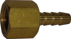 """Купить CHF P-59-7 SUMAKE 1/4""""(h6)х1/4""""(f) Фитинг латунный елка 6mm -внутренняя резьба 1/4"""" - Vait.ua"""