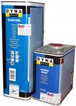 Лак акриловый DYNACOAT CLEAR 5000 HS (5л) + отвердитель (2,5л)