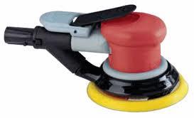 Купить Эксцентриковая облегченная шлифовальная машинка Dynabrade со шлангом и мешком-пылесборником, d150мм, ход эксц. 5мм - Vait.ua