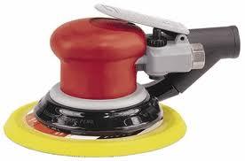 Купить Эксцентриковая ротационно-вибрационная облегченная шлифовальная машинка Dynabrade под пылесос, D150мм, ход эксц. 2,5мм - Vait.ua