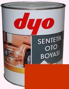"""Купить 1025 Синтетическая однокомпонентная автоэмаль DYO """"Оранжевая"""", 1л - Vait.ua"""
