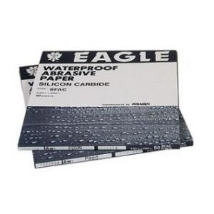 Купить Водостойкий лист KOVAX EAGLE WATERPROOF BLACK, 230мм х 280мм, Р360 - Vait.ua