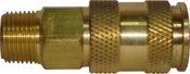"""EC30M SUMAKE 3/8""""(m) Быстроразъем для пневмосистемы"""