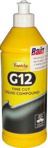 Купить 1-1-037 Антиголограммная полировальная паста Farecla G12 Fine Finishing Compound, 500мл - Vait.ua