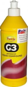 Купить 1-0-050 Жидкая полировочная паста Farecla Advanced G3 Liquid, 0,5 л - Vait.ua