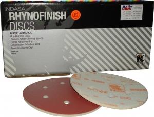 Купить Абразивный диск INDASA RHYNOFINISH на поролоновой основе d150мм, P360 - Vait.ua