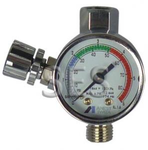 Купить Регулятор давления с манометром Anest Iwata AFV-1 - Vait.ua