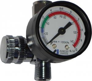 Купить Регулятор давления с манометром IMPACT CONTROLLER 2 - W/CARD Anest Iwata - Vait.ua