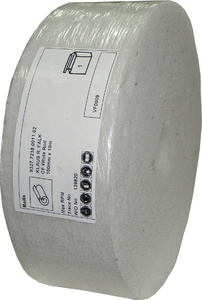 Купить Скотч-брайт в рулоне KAEF (К2500) белый, 10см x 10м  - Vait.ua