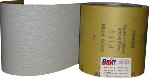 Купить Абразивная бумага для сухой шлифовки в рулонах KOVAX EAGLE (115мм x 25м), P240 - Vait.ua