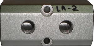 """Купить LA-2 SUMAKE 3/8""""(h10) Разветвитель для пневмосистемы (2 отв.) - Vait.ua"""
