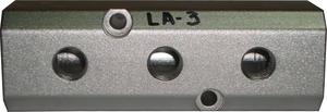 """Купить LA-3 SUMAKE 3/8""""(h10) Разветвитель для пневмосистемы (3 отв.) - Vait.ua"""