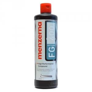 Купить Одношаговая высокоабразивная полировальная паста Menzerna FG400 Fast Gloss, 250мл - Vait.ua