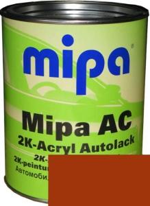 """Купить 1025 Акриловая 2К автоэмаль Mipa """"Оранжевая"""" в комплекте с отвердителем - Vait.ua"""