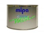 Двухслойная флуоресцентная краска Mipa Neon Green зеленая, 0,5л