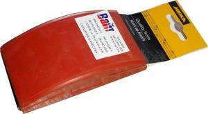 Купить Ручной шлифовальный блок Mirka (Мирка) 70x125мм резиновый для шлифовки с водой - Vait.ua