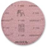 Абразивные диски Mirka Abranet® Eco, P80, d150мм