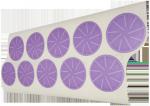 Круг полировальный MIRKA POLARSTAR SR7, D32mm, 7 микрон / P2500