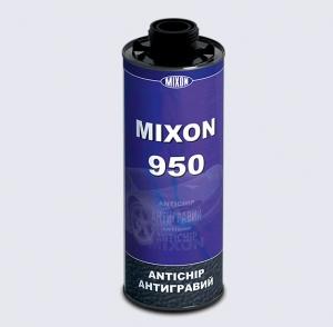 Купить Антигравийное защитное покрытие MIXON 950 (1л), черное - Vait.ua